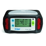 Dräger Kit X-am® 7000 Infrared C O2 O2 CO XSR With Datalogger